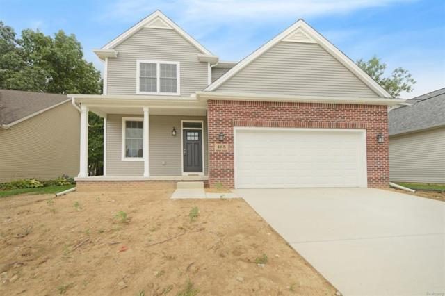 465 Preston Circle, Dexter, MI 48130 (#543260182) :: Duneske Real Estate Advisors