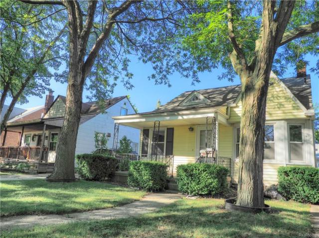 20445 Washtenaw Street, Harper Woods, MI 48225 (#218088293) :: Duneske Real Estate Advisors