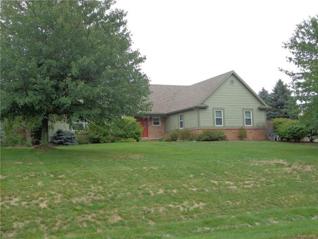 1626 West View Trail, Hartland Twp, MI 48843 (#218088320) :: The Mulvihill Group