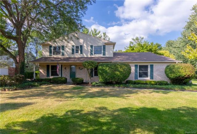 11200 Academy Court, Plymouth Twp, MI 48170 (#218088409) :: The Mulvihill Group