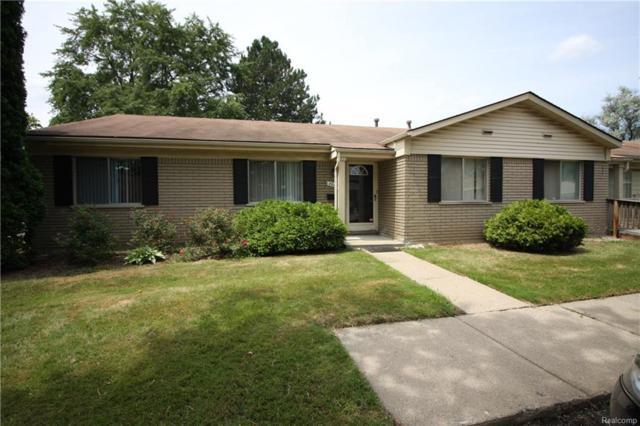 26465 Franklin Pointe Drive, Southfield, MI 48034 (#218088501) :: Duneske Real Estate Advisors