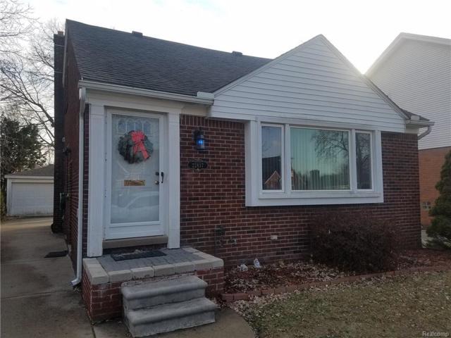 22837 Arlington Street, Dearborn, MI 48128 (#218088516) :: Duneske Real Estate Advisors