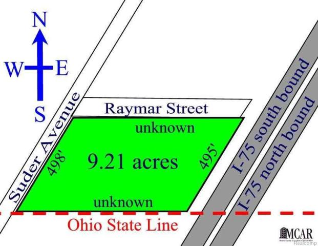 9 Suder Avenue, Erie, MI 48133 (#57021404293) :: RE/MAX Vision