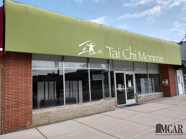 148 N Monroe St, Monroe, MI 48162 (MLS #57021497706) :: The Toth Team