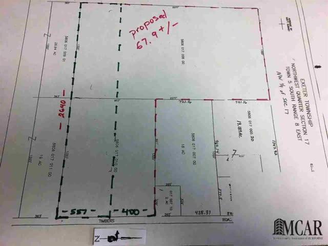 0 Timbers, Exeter Twp, MI 48117 (#57021410953) :: Duneske Real Estate Advisors