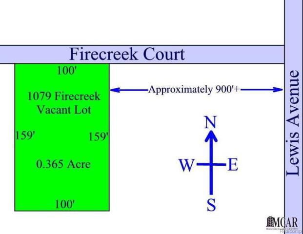 1079 Firecreek Ct, Bedford Twp, MI 48182 (MLS #57021435987) :: The Toth Team