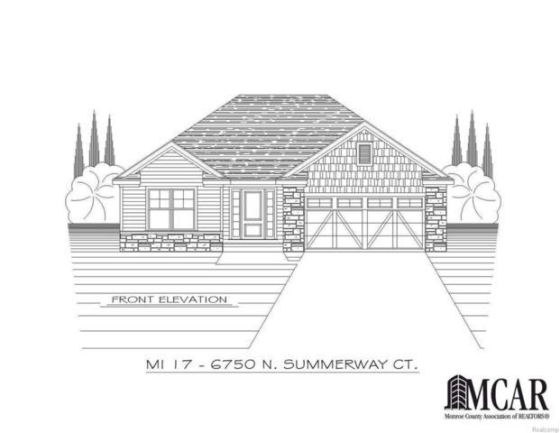 6750 N Summerway Ct, Lambertville, MI 48144 (#57021418522) :: Duneske Real Estate Advisors