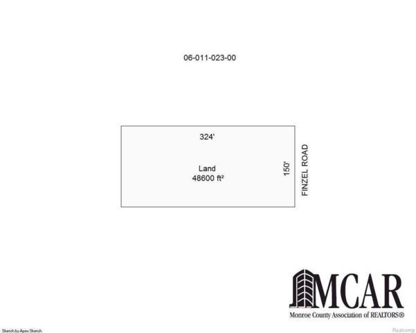 0 Finzel, Exeter Twp, MI 48117 (#57021485925) :: Duneske Real Estate Advisors