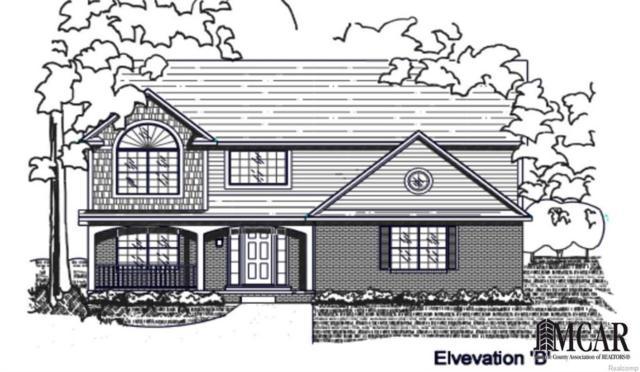 4184 Plum Tree Circle, Raisinville Twp, MI 48161 (#57021435205) :: Duneske Real Estate Advisors