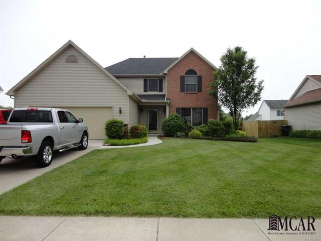5167 Foxhill Lane, Monroe, MI 48161 (MLS #57021461362) :: The Toth Team