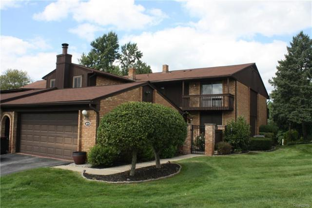 2078 Bordeaux Street, West Bloomfield Twp, MI 48323 (#218088615) :: RE/MAX Classic