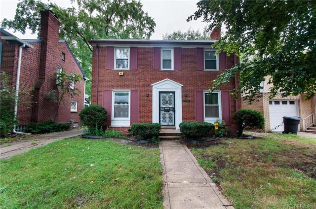 19168 Manor Street, Detroit, MI 48221 (#218088680) :: RE/MAX Classic