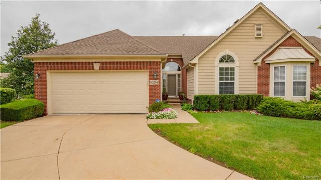 30246 Viewcrest Court, Novi, MI 48377 (MLS #218088687) :: The Toth Team