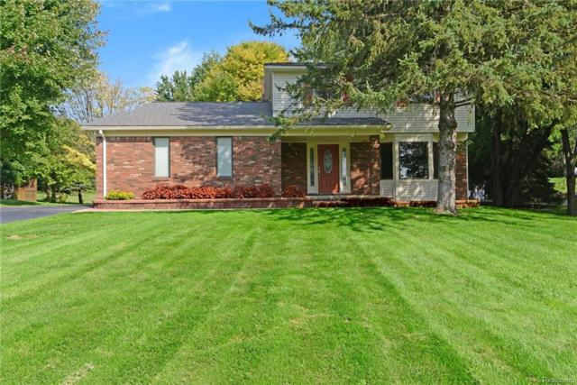 30620 Martindale Road, Lyon Twp, MI 48165 (#218088733) :: RE/MAX Vision