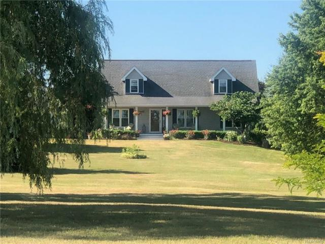 2813 High Meadows, Marion Twp, MI 48843 (#218088747) :: Duneske Real Estate Advisors