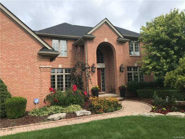 48210 Binghampton Court, Northville, MI 48168 (#218088772) :: Duneske Real Estate Advisors