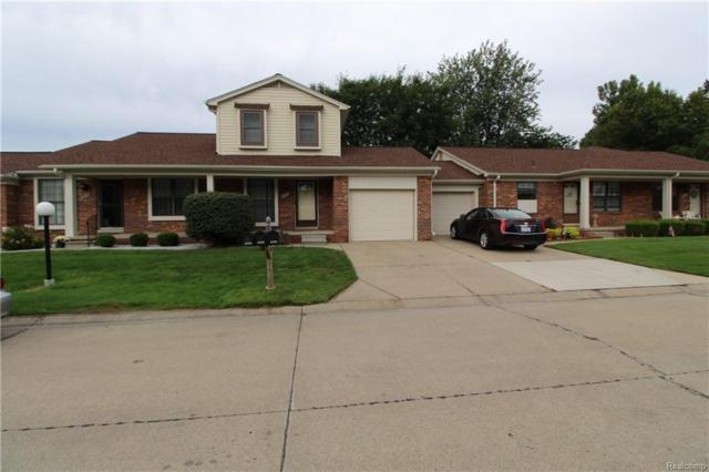 28049 Pine Tree Lane, Harrison Twp, MI 48045 (#218088797) :: RE/MAX Classic