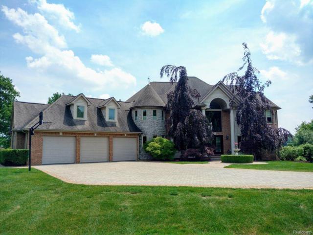 1319 Invitational Drive, Metamora Twp, MI 48455 (#218088869) :: The Buckley Jolley Real Estate Team