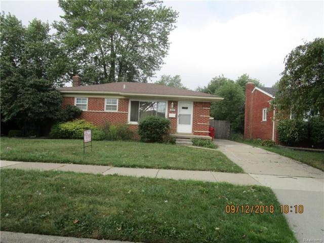 24525 Raven Avenue, Eastpointe, MI 48021 (#218088924) :: RE/MAX Classic