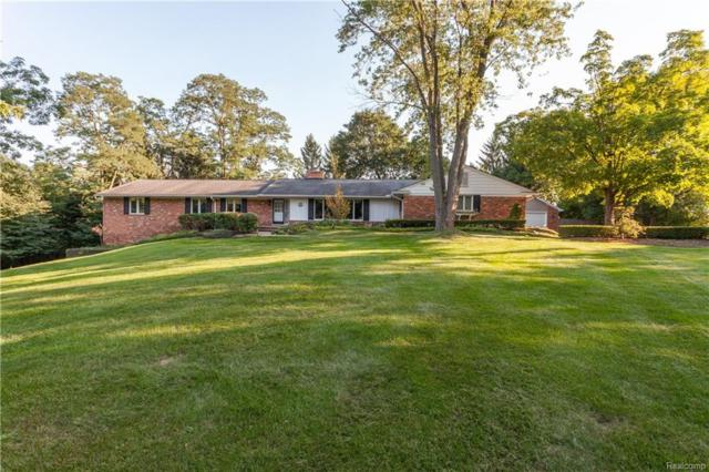 41695 Eight Mile Road, Northville Twp, MI 48167 (#218088959) :: RE/MAX Classic
