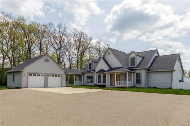 5474 Farley Road, Springfield Twp, MI 48346 (#218089025) :: Duneske Real Estate Advisors
