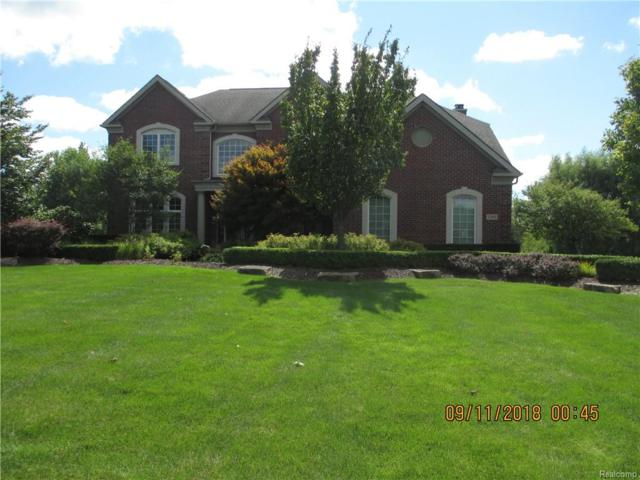 1769 Bristol Drive, Milford Twp, MI 48380 (#218089050) :: The Buckley Jolley Real Estate Team