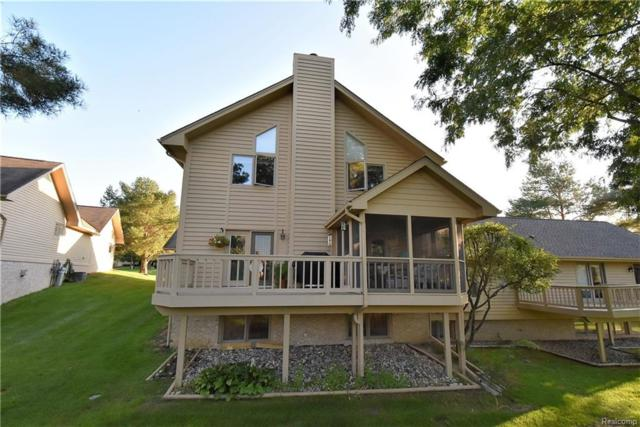 4509 Hawkcrest Circle, Grand Blanc Twp, MI 48439 (#218089058) :: Duneske Real Estate Advisors