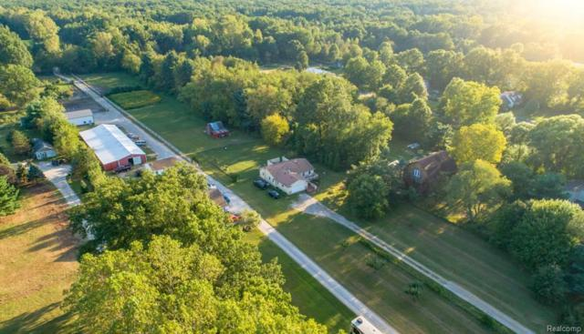 2719 W Erie Rd, Bedford Twp, MI 48182 (#57031359432) :: The Mulvihill Group