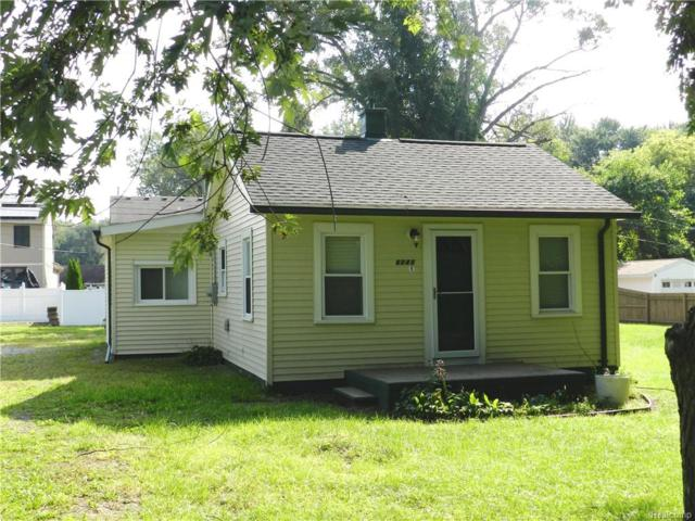 6045 Newberry Street, Romulus, MI 48174 (#218089083) :: RE/MAX Classic