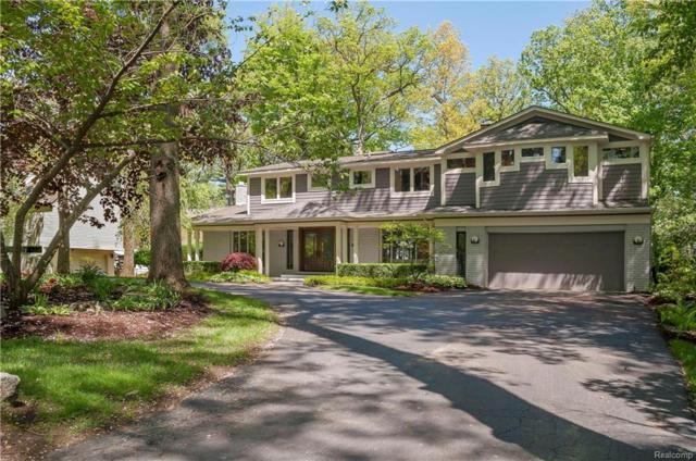 1200 Lake Angelus Shores, Lake Angelus, MI 48326 (MLS #218089138) :: The Toth Team