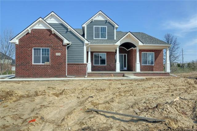 24400 Sheringham Drive, Lyon Twp, MI 48178 (MLS #218089185) :: The Toth Team