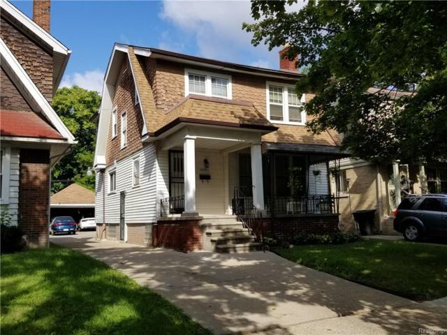 16561 Parkside Street, Detroit, MI 48221 (#218089230) :: RE/MAX Classic