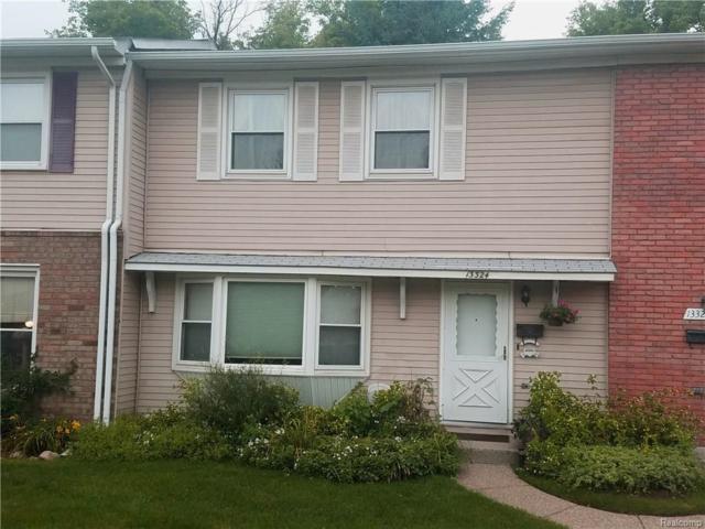 13324 Lake Point Boulevard, Van Buren Twp, MI 48111 (#218089301) :: Keller Williams West Bloomfield