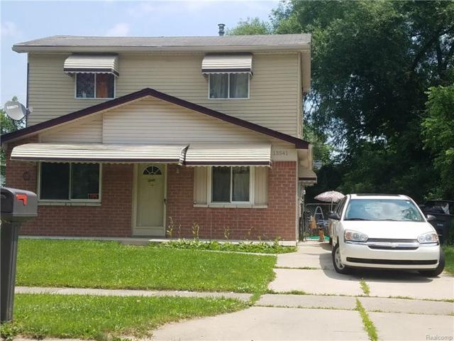 13541 Fellrath Street, Taylor, MI 48180 (#218089309) :: Duneske Real Estate Advisors
