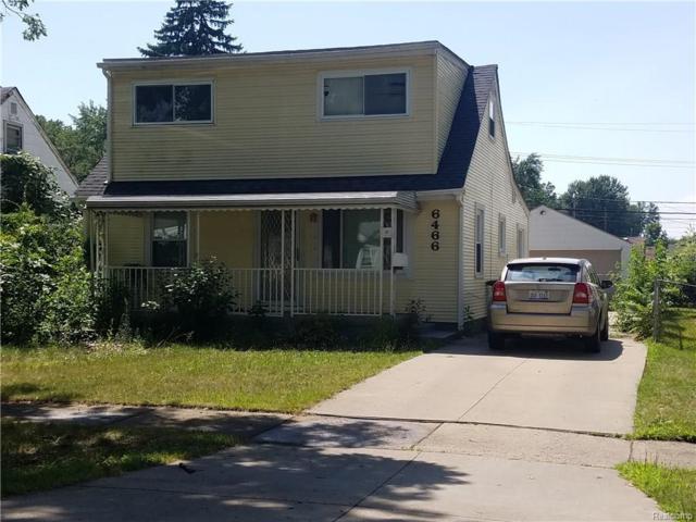 6466 Buck Street, Taylor, MI 48180 (MLS #218089318) :: The Toth Team