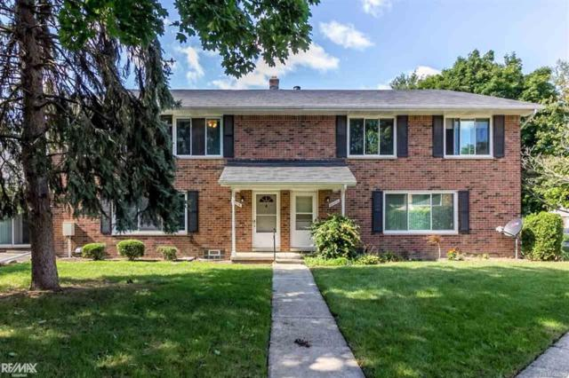 42214 Toddmark, Clinton Twp, MI 48038 (#58031359733) :: Keller Williams West Bloomfield