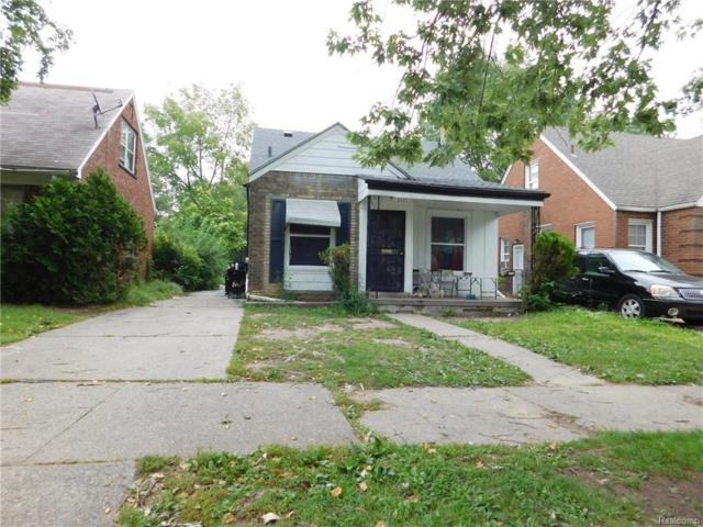 18982 Hamburg Street, Detroit, MI 48205 (MLS #218089368) :: The Toth Team