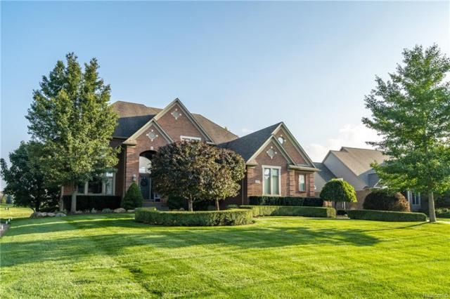 2424 Pebble Beach Drive, Oakland Twp, MI 48363 (MLS #218089444) :: The Toth Team