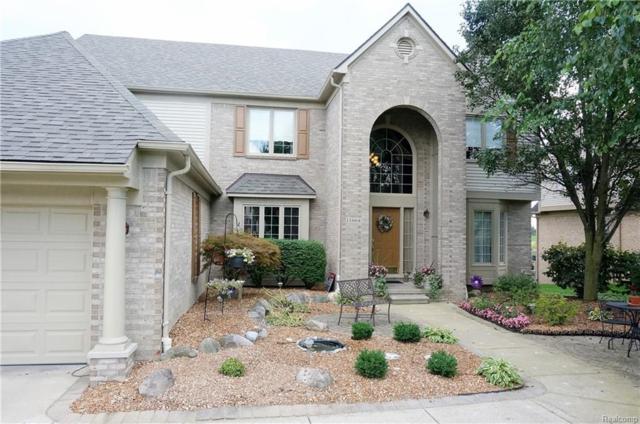 11664 Chandler Drive, Plymouth Twp, MI 48170 (#218089445) :: Duneske Real Estate Advisors