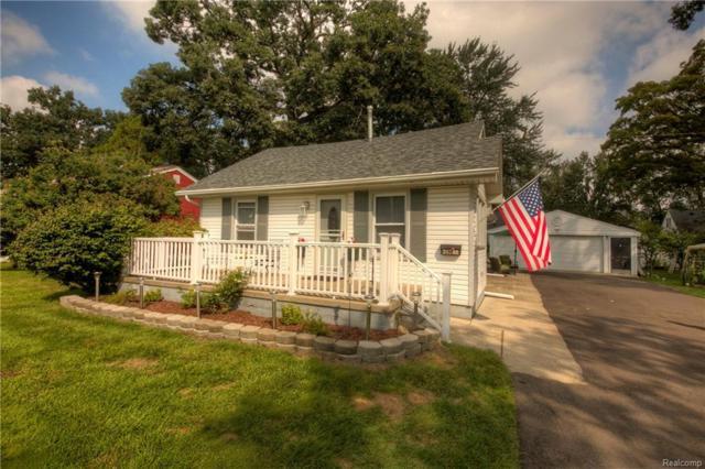 31748 Alvin Street, Garden City, MI 48135 (#218089479) :: Duneske Real Estate Advisors