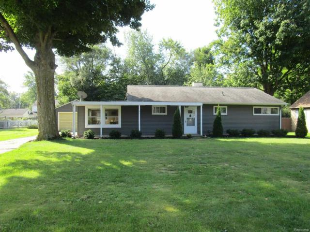 71 Maple Ln, COLDWATER CITY, MI 49036 (MLS #62018045438) :: The Toth Team