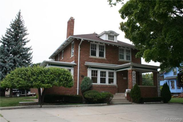 321 N Gratiot, Mount Clemens, MI 48043 (#218089608) :: Duneske Real Estate Advisors