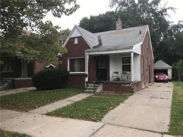 5740 Lenox Street, Detroit, MI 48213 (#218089738) :: RE/MAX Classic