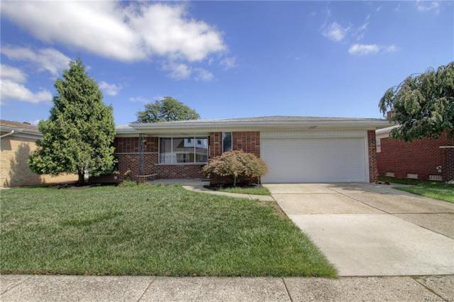 26524 Marilyn Avenue, Warren, MI 48089 (#218089897) :: Duneske Real Estate Advisors