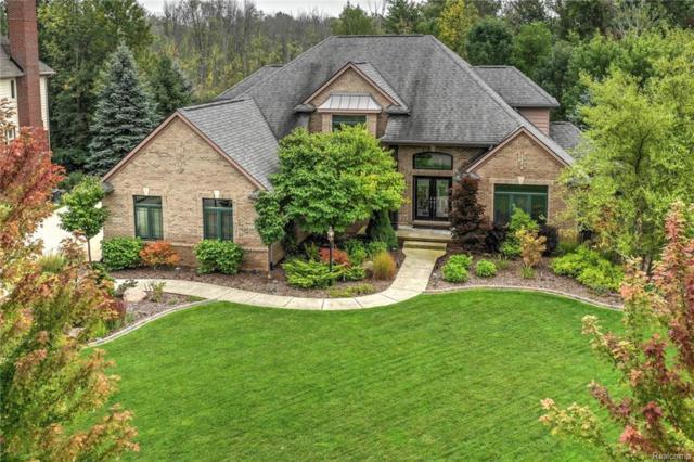 4568 Oakhurst Ridge Road, Independence Twp, MI 48348 (#218089933) :: Duneske Real Estate Advisors