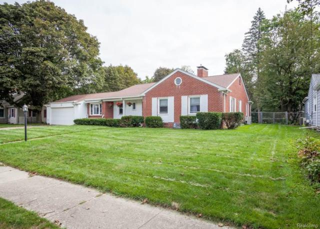 1041 S Thompson St, CITY OF JACKSON, MI 49203 (#55201803439) :: The Mulvihill Group