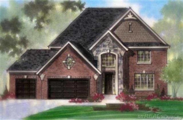 22075 Chaucer Court Lot 108, Macomb Twp, MI 48044 (#58031359942) :: Duneske Real Estate Advisors