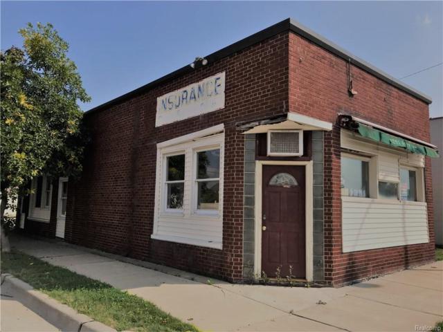1201 Fort Street, Wyandotte, MI 48192 (#218090099) :: RE/MAX Classic