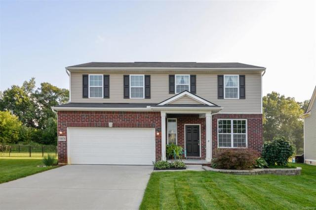 10876 Ridgestone Drive, Green Oak Twp, MI 48178 (#543260304) :: Duneske Real Estate Advisors