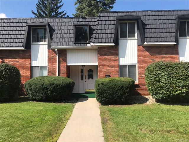 1846 Colonial Village Way #4, Waterford Twp, MI 48328 (#218090247) :: RE/MAX Classic